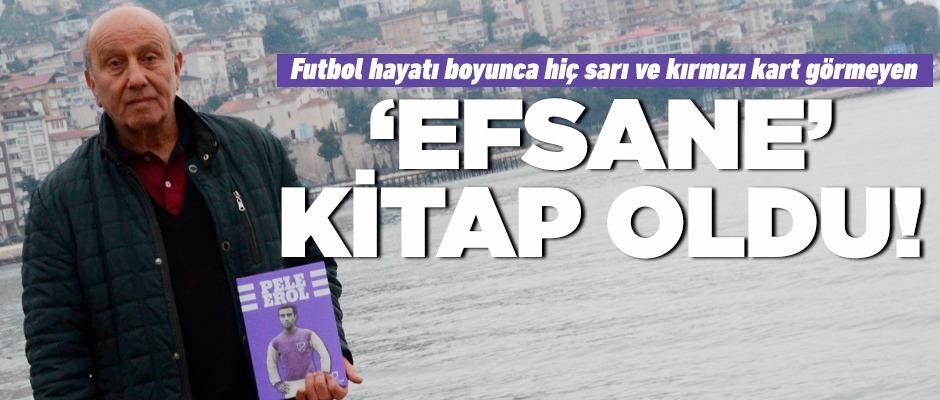 Pele Erol, Orduspor'daki 17 yılını kitap yaptı