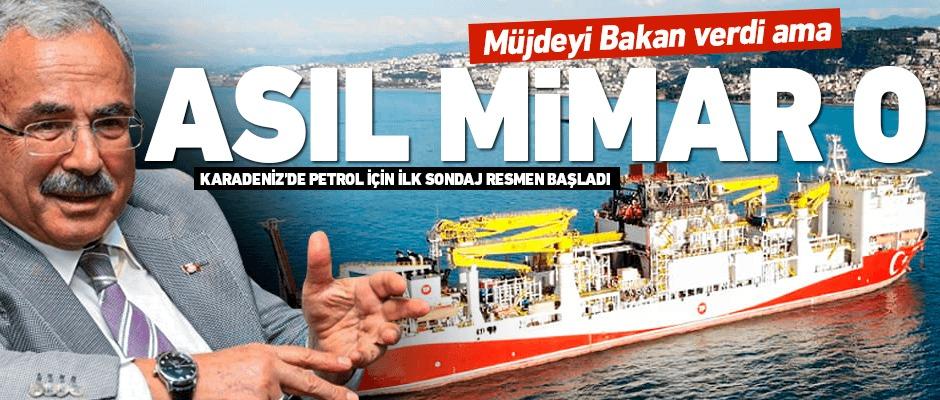 Karadeniz'de petrol aramanın öncüsü Hilmi Güler...