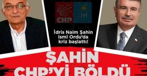 CHP İdris Naim Şahin'i istemiyor