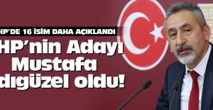 CHP'nin Ordu Büyükşehir Belediye Başkan Adayı Mustafa Adıgüzel oldu