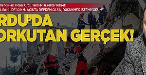 Ordu#039;da deprem gerçeği!
