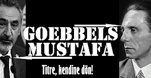 Goebbels Mustafa!